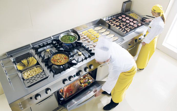 Commercial Cooking & Kitchen Equipment | Queensland & Brisbane