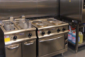 cookTop - Commercial catering equipment – the ultimate jack of all trades