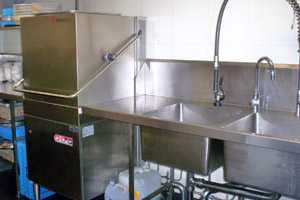 washing - Basic tips on selecting commercial catering equipment