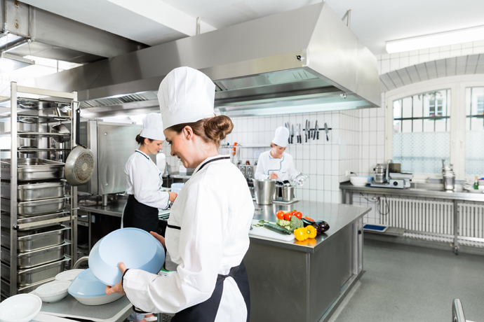 ACE Catering Equipment Commercial Kitchen - Home