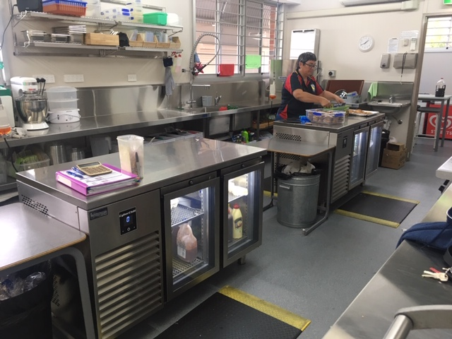 Stainless Counters - 5 Key Things to Consider Before Undertaking a School Canteen Project