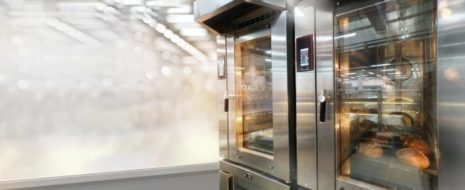 Ace Catering Kitchen Equipment Types of Ovens Brisbane 465x190 - Kitchen Equipment Chat: 4 Types of Ovens You'll Find in Brisbane Restaurants