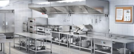 Ace Catering Equipment Restaurant Kitchen Layout 465x190 - Top Tips For Planning The Layout Of Your Restaurant Kitchen