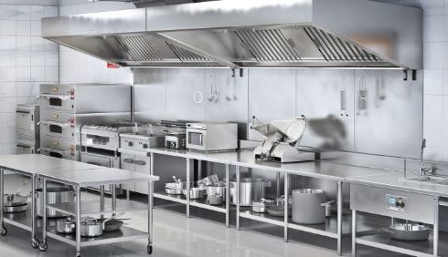 Ace Catering Equipment Restaurant Kitchen Layout 490x282 - Top Tips For Planning The Layout Of Your Restaurant Kitchen