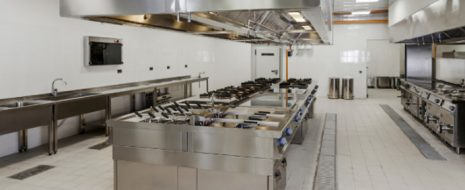 Commercial Kitchen Workflow 465x190 - Improving your Commercial Kitchen Workflow And Productivity